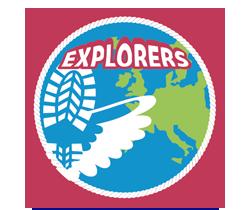 Explorer's Icoon